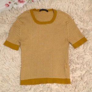 Brandy Melville Knit Crop Top